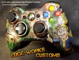 Fallout XBOX Controller - SOLD by Edge-Works