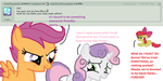 Question Four by AskTheCMCrusaders
