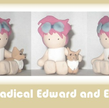 Radical Edward and Ein by KateZivi