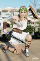 Sophitia - Gods, give me strenght by sumyuna