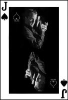 Jack Bauer of Spades by jayvoh