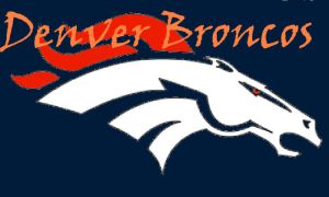 Denver Broncos by slypwns1000