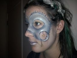 Makeup Mask by GamerGirl84244