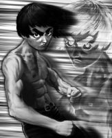 Rock Lee - Redux by destructo-