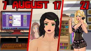 Animation Lineup - August 2016 by SapphireFoxx