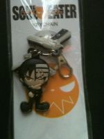 Mt DTK keychain!!!!! by herecomestroublr