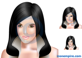 Brunette by buell9gmt07
