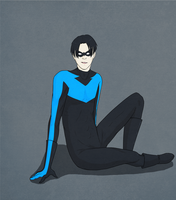Nightwing by EpicNeutral