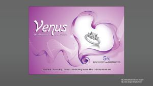 Venus Diamonds by solo-designer