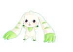 Happy Terriermon by july14jojojoth