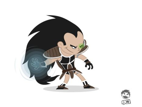 Raditz by AdCe