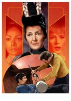 Star Trek - Amok Time by westleyjsmith