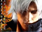 Devil May Cry desktop by arch-angel000