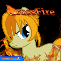 CrossFire Game - Box Art by darksoma905