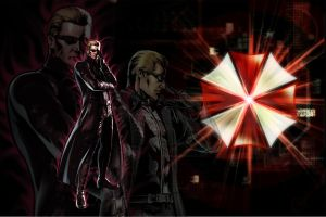 MvC Wesker by ighor5