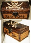 Pirate Box by llinosevans