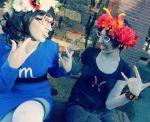 Homestuck: Rocking the Swap by Galactic-Otopus