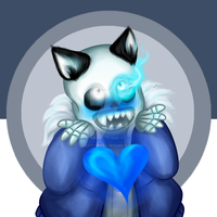 Fang!Sans by FrostPuppy96