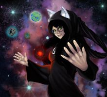 Witch of Space by MidnightZone