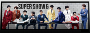 Super Junior ~ Super Show 6 Cover. by 0nlyg0ddesses