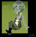 Chibi Human Reptile by beybladelover15