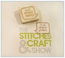 Stitches and Craft 2009 by restlesswillow