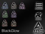 BlackGlow by the-shock