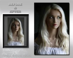 Before and After - Snow 2 by M10tje