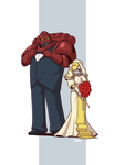 40k Wedding by Blazbaros