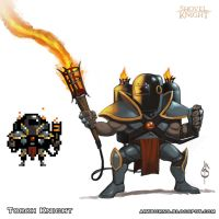 Torch Knight by FlammablePerson