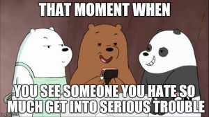 We Bare Bears: That Moment When... by XxMisery-SeverityxX