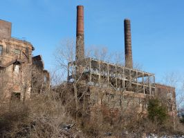 Armour Meat Packing Plant 2 by RonTheTurtleman
