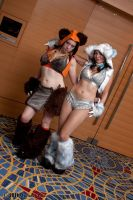 Sexy Ewok and Sexy Tauntaun 1 by Insane-Pencil