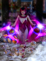 Scarlet Witch by Terrymcg