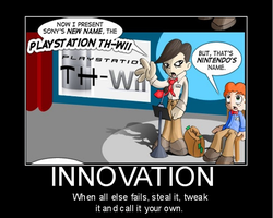 Snafu Motivation: Innovation by RisenHellFire