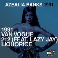 Azealia Banks - 1991 EP by other-covers