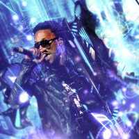 Lupe Fiasco by H3R0sELIT3