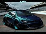 VW Scirocco GTR  RS by RS--Design