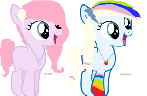 Pony Ship Adopts! 5 points each by Meadow-Leaf
