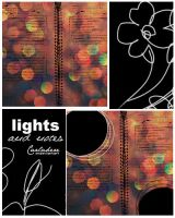 Lights'n notes textures by carlahere