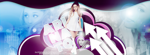 ArianaGrande by PiperDesigns