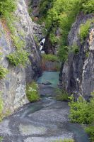 Alaska Canyon by MogieG123
