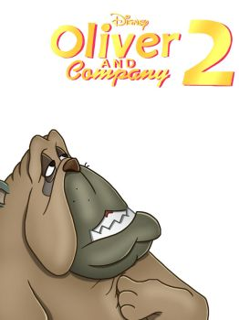 Oliver and Company 2 teaser poster# 5 by JustSomePainter11