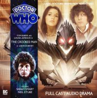 Doctor Who - The Crooked Man Retro Cover by jimg1972