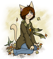 Fall is almost here. by NinjaTanner