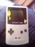 My Gameboy Color by SilentTalent