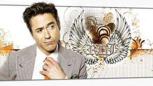 Robert Downey Jr - Wings by WATelse