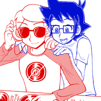 JohnDave by AibouFTW