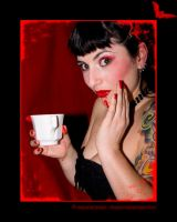 The Vampire Tea Party_2 by AkashaDeville