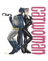 Catwoman... Walkin' Down The Street by micQuestion